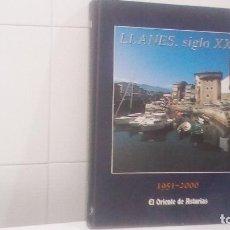 Libros de segunda mano: LLANES SIGLO XX 1951 - 2000. Lote 99196395