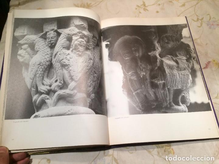 Libros de segunda mano: Antiguo libro Grans monuments romanics i gòtics por Eduard Carbonell / Alexandre Cirici / Jordi Gumí - Foto 4 - 99229883