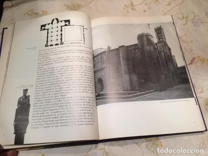 Libros de segunda mano: Antiguo libro Grans monuments romanics i gòtics por Eduard Carbonell / Alexandre Cirici / Jordi Gumí - Foto 5 - 99229883