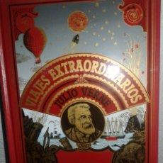 Libros de segunda mano: EL CHANCELLOR VIAJES EXTRAORDINARIOS JULIO VERNE. Lote 99333374