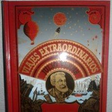 Libros de segunda mano: EL ARCHIPIÉLAGO DE FUEGO VIAJES EXTRAORDINARIOS JULIO VERNE. Lote 99333632