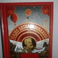 Libros de segunda mano: EL RAYO VERDE VIAJES EXTRAORDINARIOS JULIO VERNE. Lote 99334348