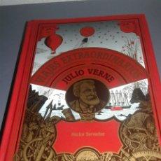 Libros de segunda mano: HECTOR SERVADAC VIAJES EXTRAORDINARIOS JULIO VERNE. Lote 99335280