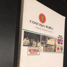 Libros de segunda mano: CONCEYU BABLE 1974-1977 ASTURIAS SEMANAL. Lote 99340223