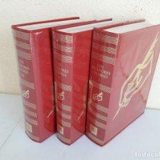 Libros de segunda mano: LOS ESCRITORES CELEBRES – 3 TOMOS - COLECCION COMPLETA - GUSTAVO GILI. Lote 99372707