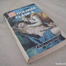 Libros de segunda mano: MITOLOGIA CLASICA. MITOS Y LEYENDAS.. Lote 99443003