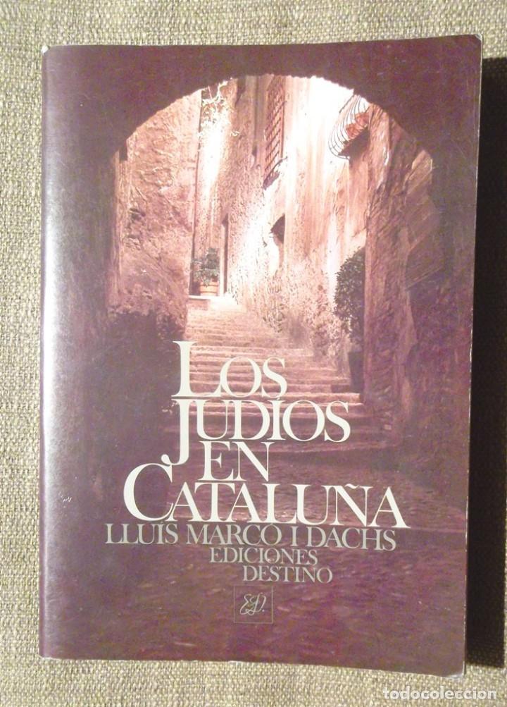 los judíos en cataluña lluís marco 1985 1ª ed d - Comprar en ...