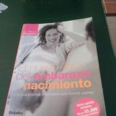 Libros de segunda mano: EL NUEVO LIBRO DEL EMBARAZO Y NACIMIENTO. DR. MIRIAM STOPPAR.. Lote 99524308