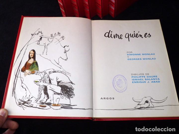Libros de segunda mano: ENCICLOPEDIA BÁSICA DIME, 6 TOMOS. 1ª EDICIÓN. EITORIAL ARGOS, 1969-71 - Foto 2 - 99549047