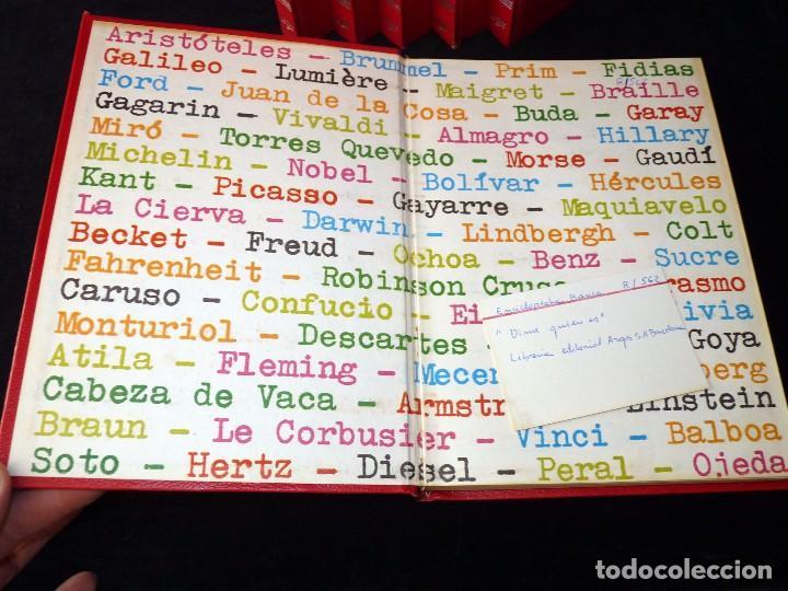 Libros de segunda mano: ENCICLOPEDIA BÁSICA DIME, 6 TOMOS. 1ª EDICIÓN. EITORIAL ARGOS, 1969-71 - Foto 4 - 99549047