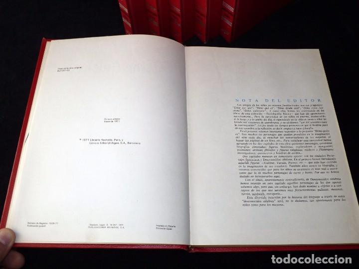 Libros de segunda mano: ENCICLOPEDIA BÁSICA DIME, 6 TOMOS. 1ª EDICIÓN. EITORIAL ARGOS, 1969-71 - Foto 5 - 99549047