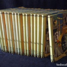 Libros de segunda mano: ENCICLOPEDIA DE ORO, 15 TOMOS. 1ª EDICIÓN. EITORIAL NOVARO, 1960. EDICIÓN POCO COMÚN . Lote 99549155