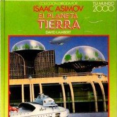 Libros de segunda mano: EL PLANETA TIERRA – DAVID LAMBERT. Lote 99669523