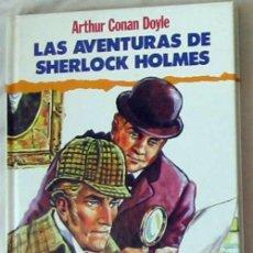 Libros de segunda mano: LAS AVENTURAS DE SHERLOCK HOLMES - ARTHUR CONAN DOYLE - ED. GRAFALCO 1991 - VER DESCRIPCIÓN. Lote 99790859
