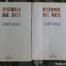 Libros de segunda mano: HISTORIA DEL ARTE,DOS TOMOS,8ª 1996, RUSTICA.. Lote 99884007