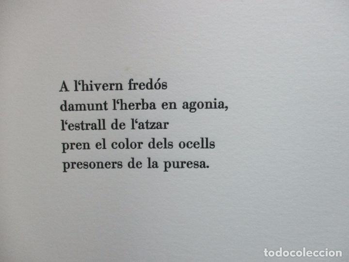 Libros de segunda mano: REVENEDOR D'AGONIES. BACH, Josep-Ramon i VILADECANS, Joan-Pere. ILUSTR. GRAVATS. 1984. ED. NUMERADA. - Foto 2 - 99941323