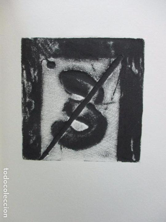Libros de segunda mano: REVENEDOR D'AGONIES. BACH, Josep-Ramon i VILADECANS, Joan-Pere. ILUSTR. GRAVATS. 1984. ED. NUMERADA. - Foto 4 - 99941323