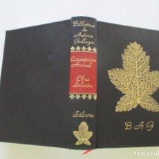 Libros de segunda mano: CONCEPCIÓN ARENAL. OBRA SELECTA. RMT83643. . Lote 100017779