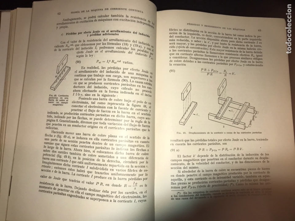 Libros de segunda mano: La escuela del técnico electricista. IV teoría, cálculo y construcción - Foto 2 - 100022555