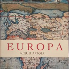 Libros de segunda mano: EUROPA / MIGUEL ARTOLA. Lote 100030663
