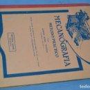 Libros de segunda mano: ANTIGUO LIBRO PARA APRENDER MECANOGRAFÍA - MÉTODO PRÁCTICO - AÑO 1959 - ¡MIRA!. Lote 100036419