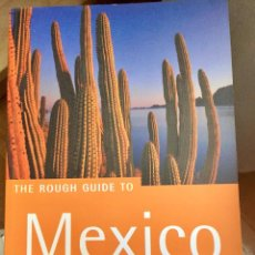 Libros de segunda mano: THE ROUGH GUIDE TO MEXICO (EN INGLÉS). Lote 100135411