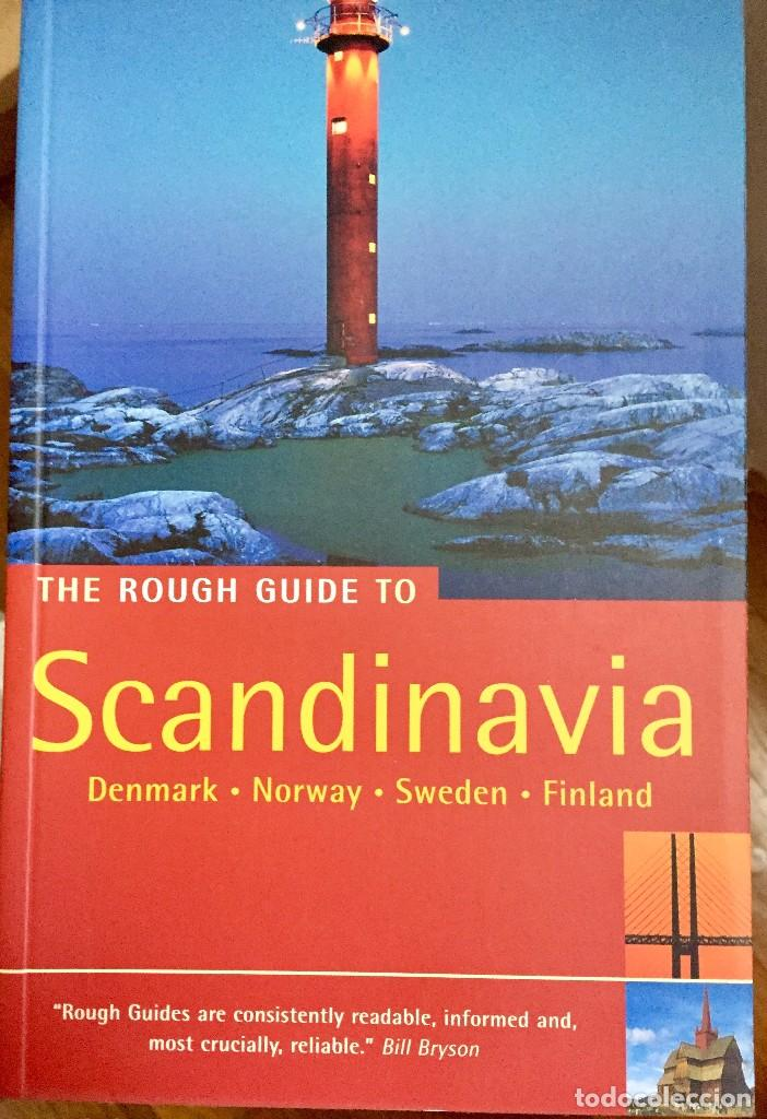 THE ROUGH GUIDE TO SCANDINAVIA (EN INGLÉS) (Libros de Segunda Mano - Bellas artes, ocio y coleccionismo - Otros)