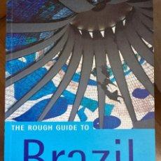 Libros de segunda mano: THE ROUGH GUIDE TO BRAZIL (EN INGLÉS). Lote 100135643