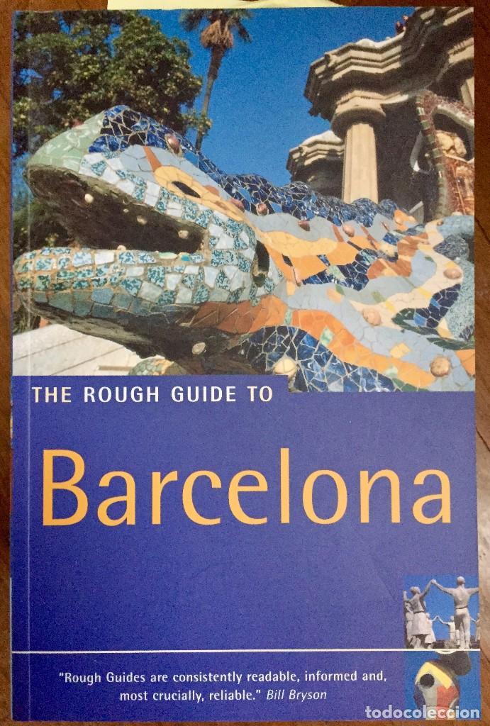THE ROUGH GUIDE TO BARCELONA (EN INGLÉS) (Libros de Segunda Mano - Bellas artes, ocio y coleccionismo - Otros)