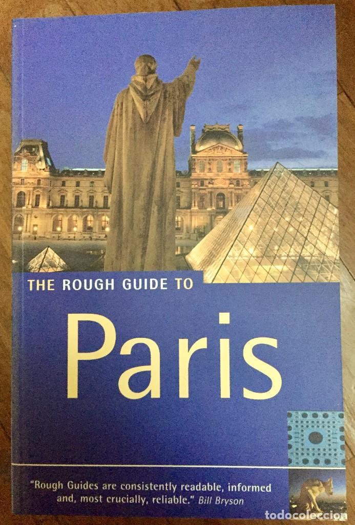 THE ROUGH GUIDE TO PARIS (EN INGLÉS) (Libros de Segunda Mano - Bellas artes, ocio y coleccionismo - Otros)