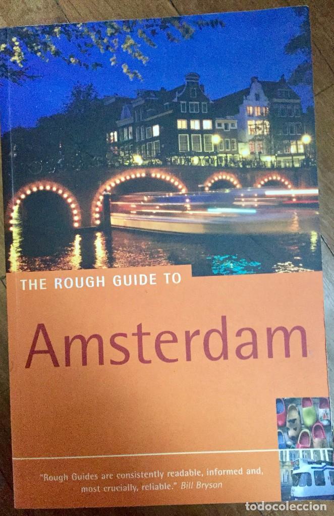 THE ROUGH GUIDE TO AMSTERDAM (EN INGLÉS) (Libros de Segunda Mano - Bellas artes, ocio y coleccionismo - Otros)