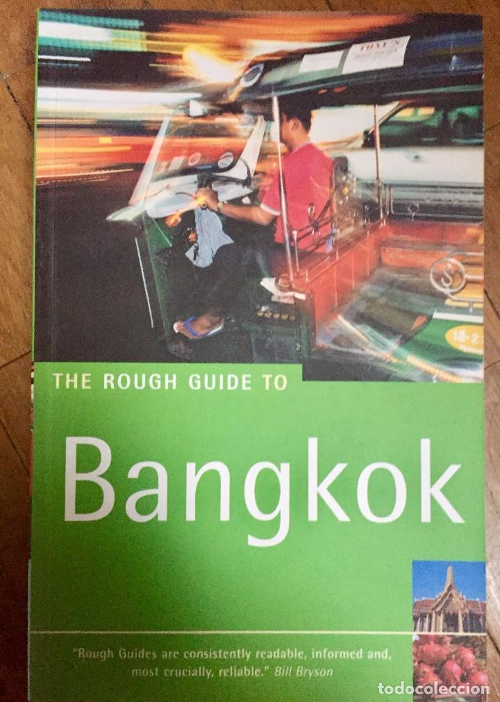 THE ROUGH GUIDE TO BANGKOK (EN INGLÉS) (Libros de Segunda Mano - Bellas artes, ocio y coleccionismo - Otros)