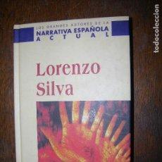 Libros de segunda mano: (F.1) EL ALQUIMISTA PACIENTE POR LORENZO SILVA AÑO 2000. Lote 100156087