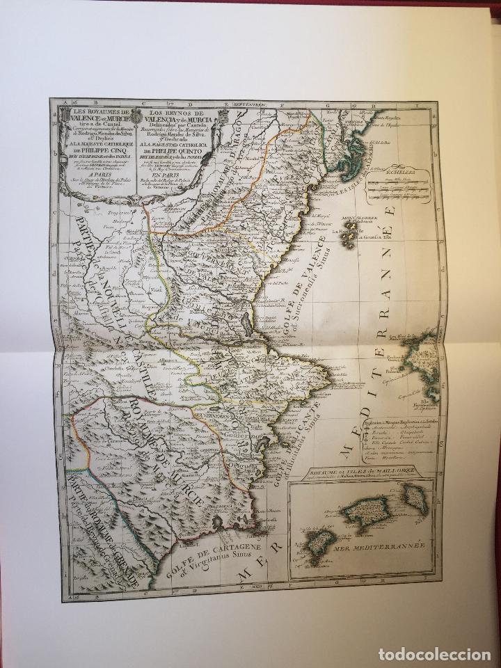 Libros de segunda mano: CARTOGRAFIA DE LA REGION DE MURCIA - Foto 2 - 99978311
