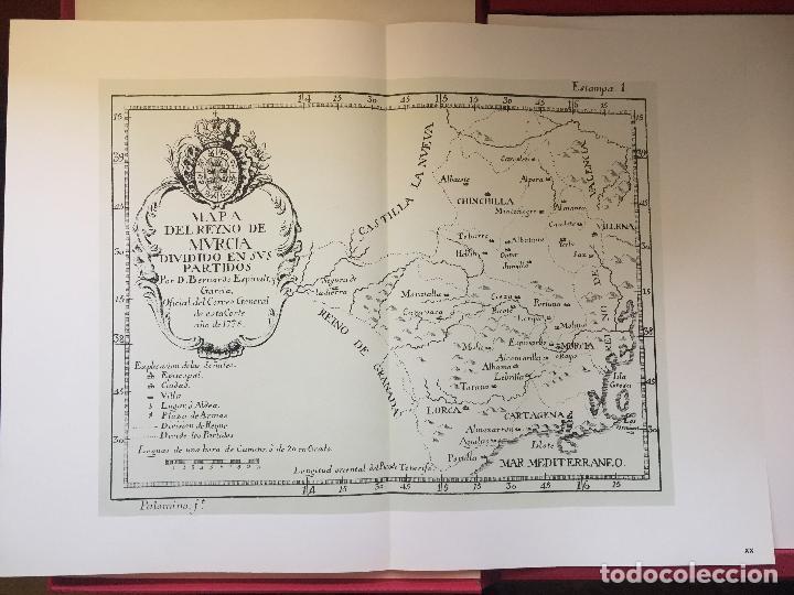 Libros de segunda mano: CARTOGRAFIA DE LA REGION DE MURCIA - Foto 13 - 99978311