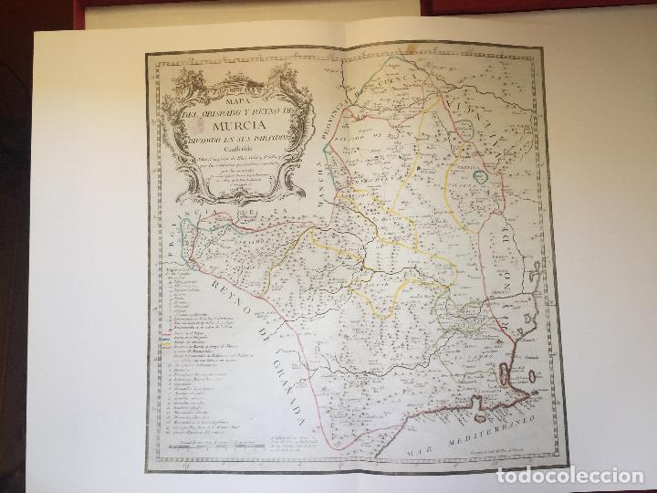 Libros de segunda mano: CARTOGRAFIA DE LA REGION DE MURCIA - Foto 23 - 99978311