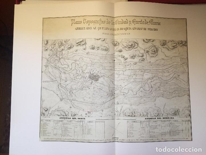 Libros de segunda mano: CARTOGRAFIA DE LA REGION DE MURCIA - Foto 29 - 99978311