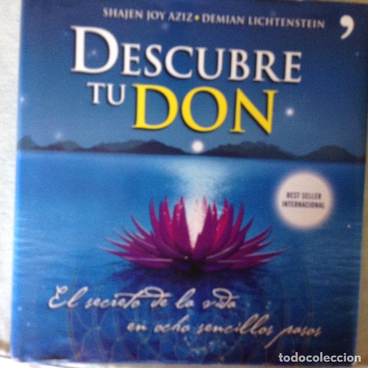 DESCUBRE TU DON. SHAJEN JOY AZIZ (Libros de Segunda Mano - Pensamiento - Otros)