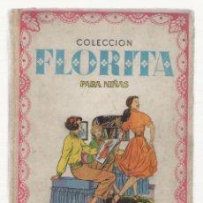 Libros de segunda mano: NUMULITE 2247 COLECCIÓN FLORITA PARA NIÑAS TOMO VI NUM. 101 AL 120. Lote 100309931