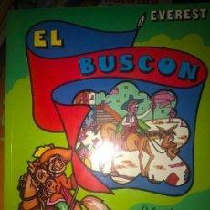 Libros de segunda mano: EL BUSCON. COLECCIÓN COMICLASICOS ED. EVEREST 1983. Lote 100321267