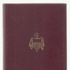 Libros de segunda mano: NUMULITE 2265 DOS OBRAS MAESTRAS DEL ARTE GÓTICO DE BAÑOLES BANYOLES LUIS G. CONSTANS 1947. Lote 100366867