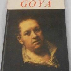 Libros de segunda mano: BIOGRAFÍA DE GOYA, INFANTILES EVEREST, COL. ESTRELLA POLAR Nº 16, 1973. Lote 100428547