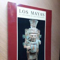 Libros de segunda mano: LOS MAYAS: EL ESPLENDOR DE UNA CIVILIZACIÓN TURNER .. Lote 100517083