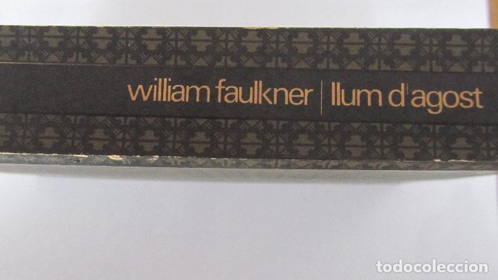LLUM D´AGOST DE WILLIAM FAULKNER (EDICIONS 62) (Libros de Segunda Mano - Literatura Infantil y Juvenil - Otros)