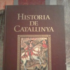Libros de segunda mano: HISTORIA DE CATALUNYA - EL PERIÓDICO - 1992 - EN CASTELLANO. Lote 100635247