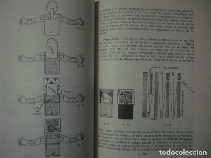Libros de segunda mano: LIBRERIA GHOTICA. FLORENSA CASASUS. ILUSIONISMO MODERNO. JUEGOS FACILES Y DE EFECTO. 1963. MAGIA - Foto 2 - 100640463