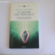Libri di seconda mano: EL PODER DEL PÉNDULO. GREG NIELSEN JOSEPH POLANSKY. 2008 BIBLIOTECA DE NUEVA ERA.SALVAT. Lote 100713043