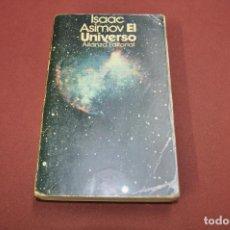 Libros de segunda mano: EL UNIVERSO - ISAAC ASIMOV - ALIANZA EDITORIAL - CI1. Lote 101011983