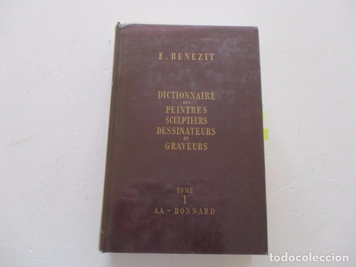 Libros de segunda mano: Dictionnaire critique et documentaire des Peintres, Sculpteurs, Dessinateurs et Graveur. RM83816. - Foto 2 - 101060683