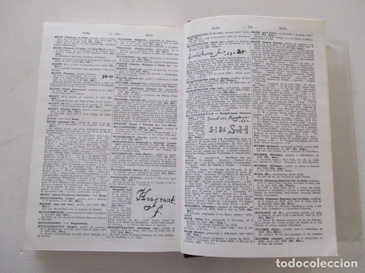 Libros de segunda mano: Dictionnaire critique et documentaire des Peintres, Sculpteurs, Dessinateurs et Graveur. RM83816. - Foto 6 - 101060683